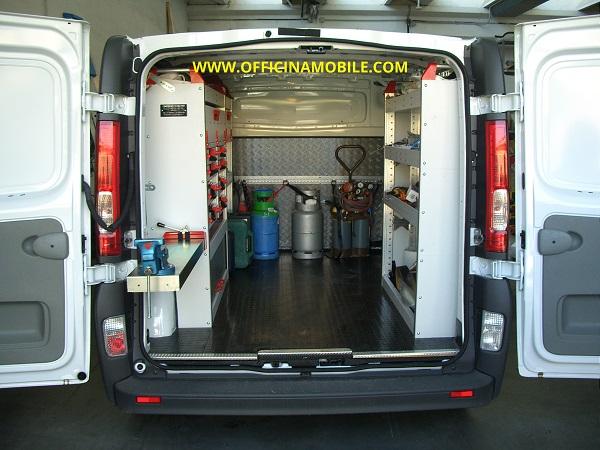 Assistenza e manutenzione per furgoni