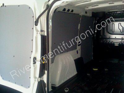 rivestimenti per furgoni